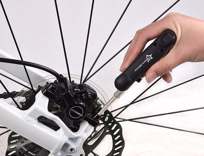 Kit Chave Bike 12 em 1 Rockbros (GJ804C)  - MAB AIRSOFT