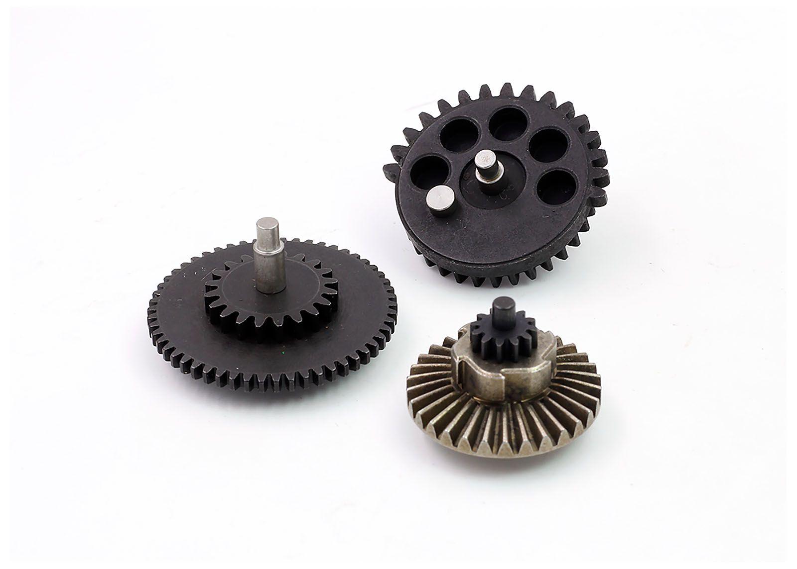 Kit de engrenagens em metal Torque 21.6:1 (V2 / V3 / V6) - Modify
