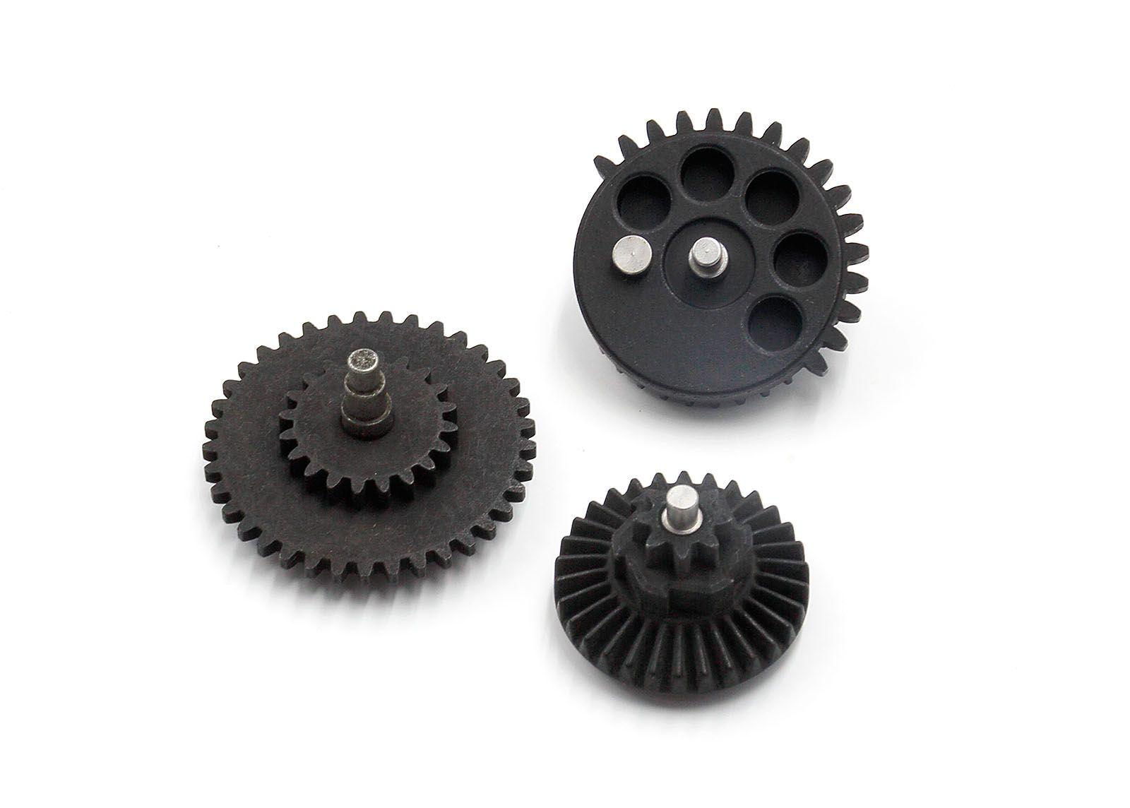 Kit de engrenagens em metal Torque 22.2:1 (V2 / V3 / V6 - Modify