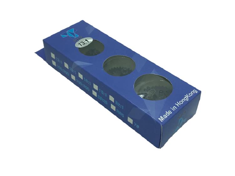 Kit engrenagens SHS 13:1 (Super High Speed)  - MAB AIRSOFT