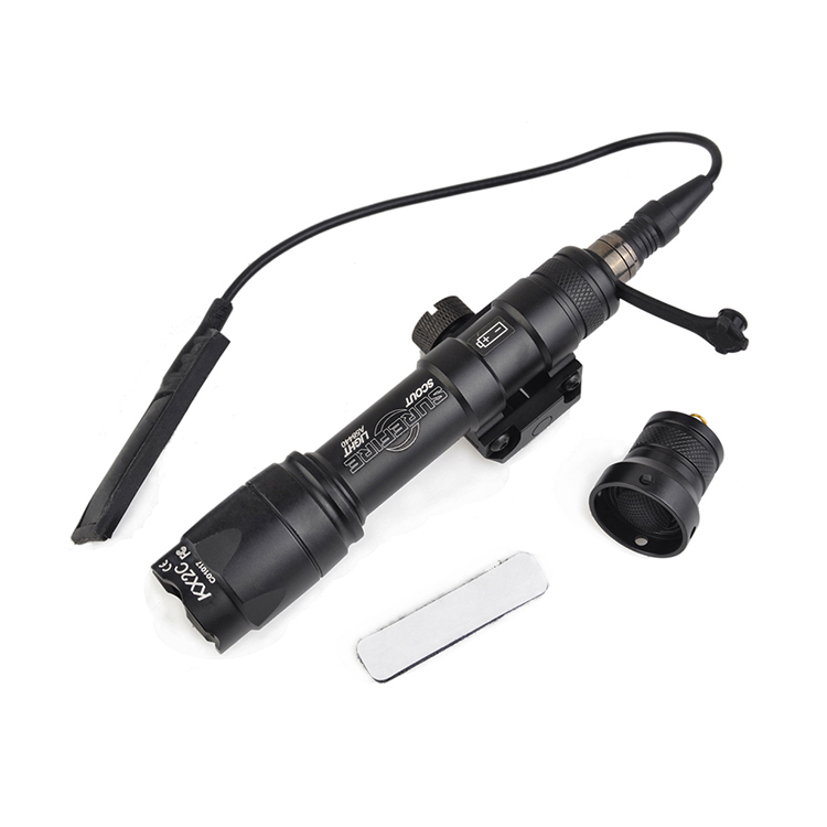 Lanterna Element  Surefire M600C Scoutlight Led Full Version BK  - MAB AIRSOFT