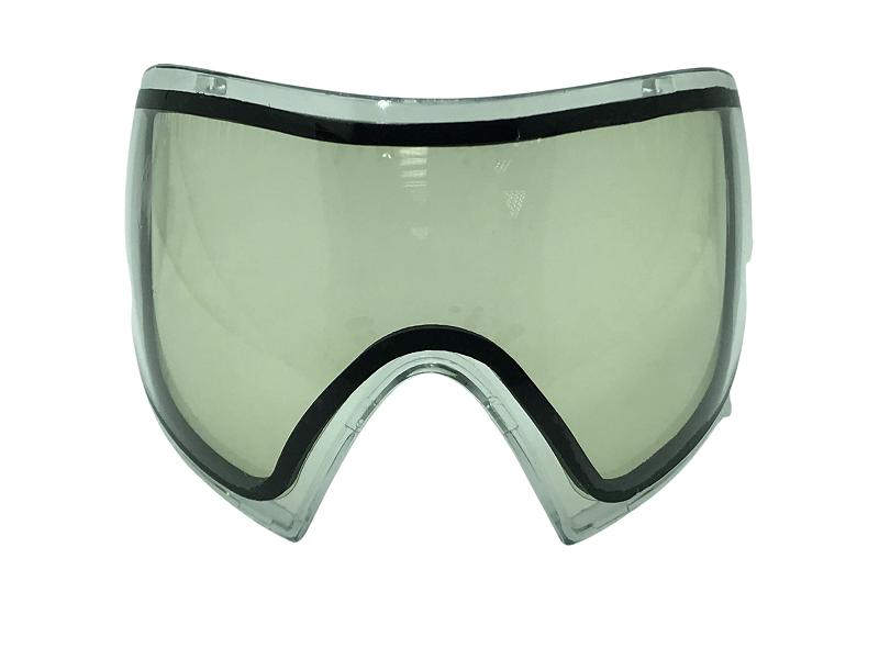 Lente dupla Thermal ante embaçante transparente para Máscara FMA F1