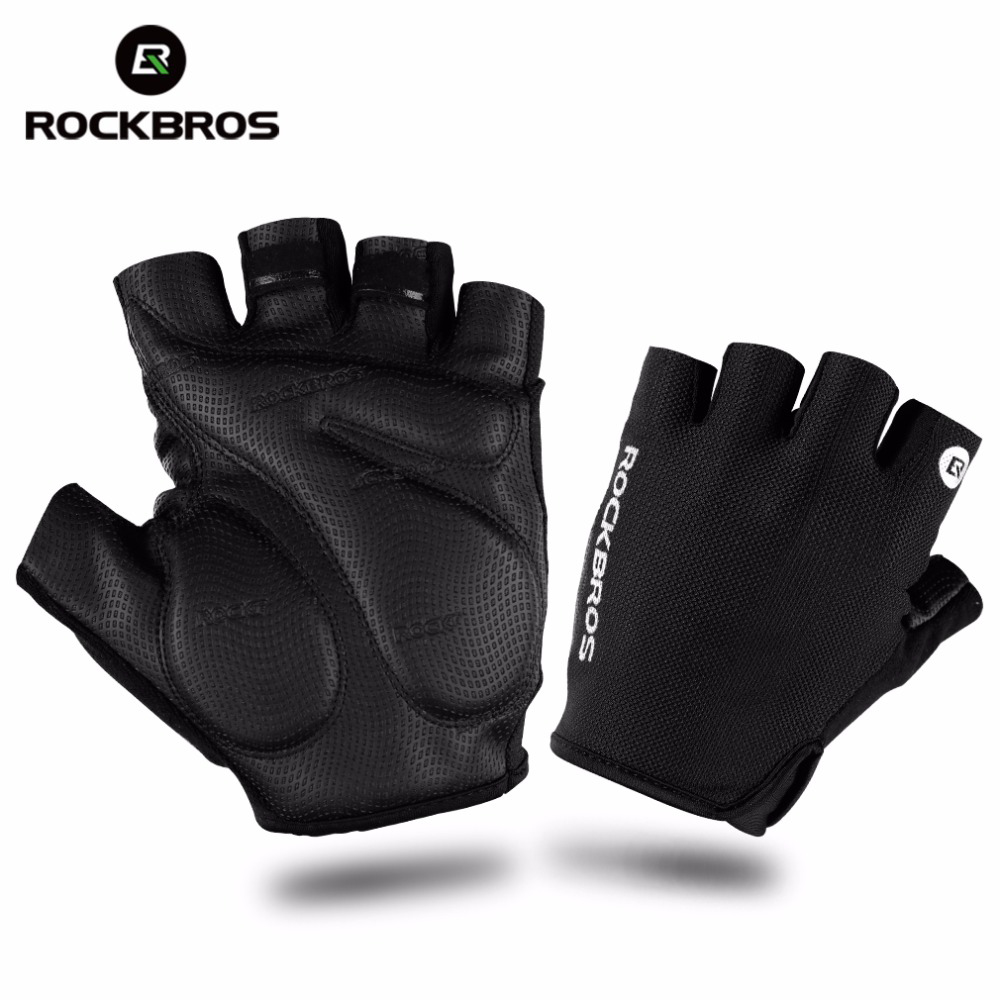 Luva 1/2 dedo S106 RockBros  - MAB AIRSOFT