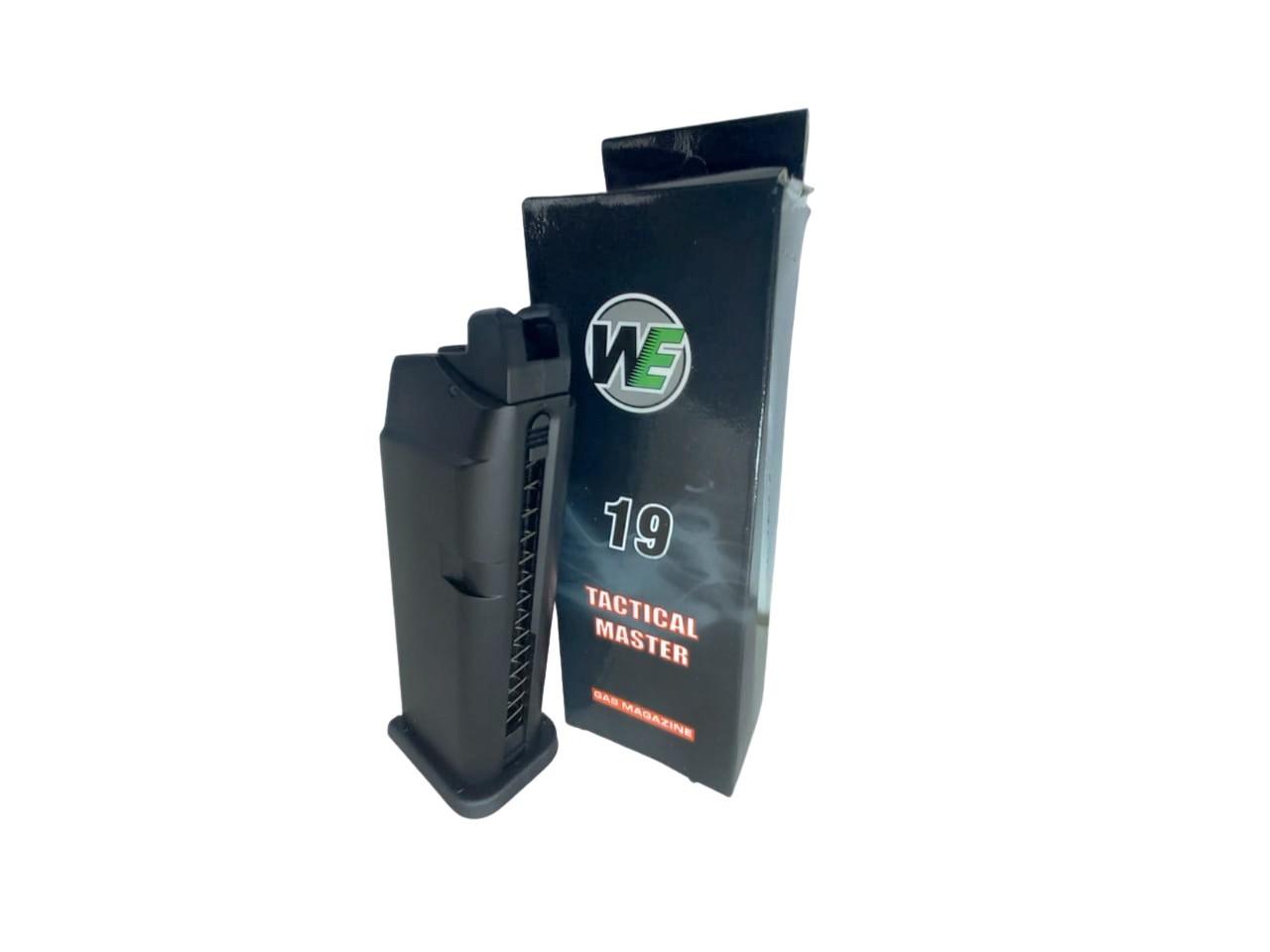 Magazine Airsoft WE GBB Glock G19 (20 Round) #