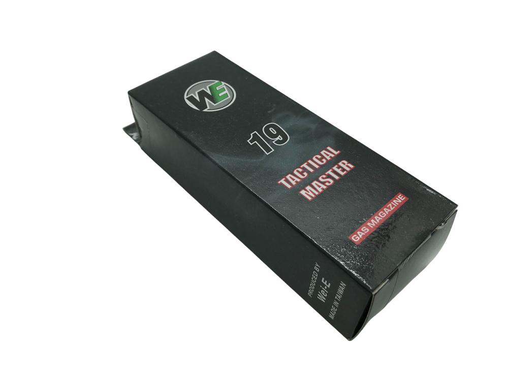 Magazine Airsoft WE GBB Glock G19 (20 Round) #  - MAB AIRSOFT