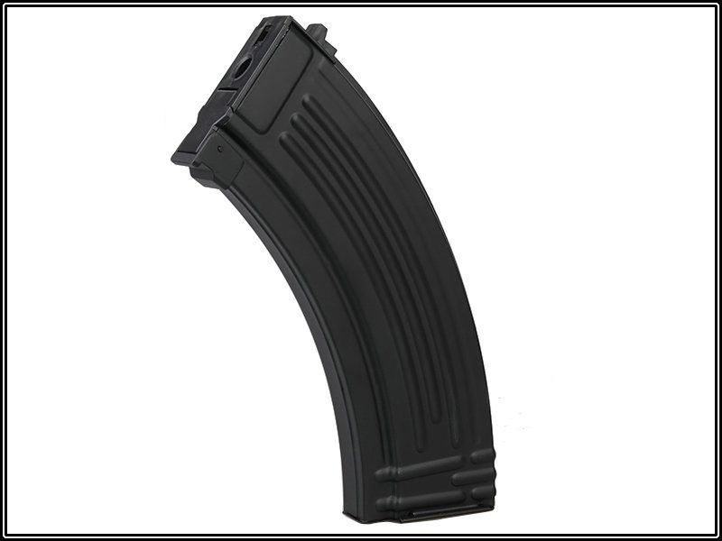 Magazine SRC Hi-cap metal AK - 600 BBs