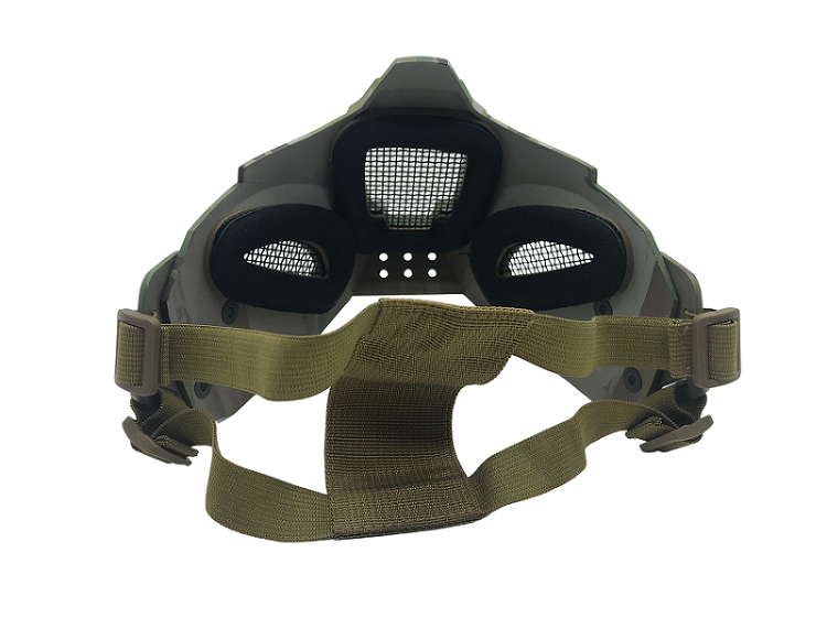 Mascara Proteção TMC JAY FAST FJA Multicam  - MAB AIRSOFT
