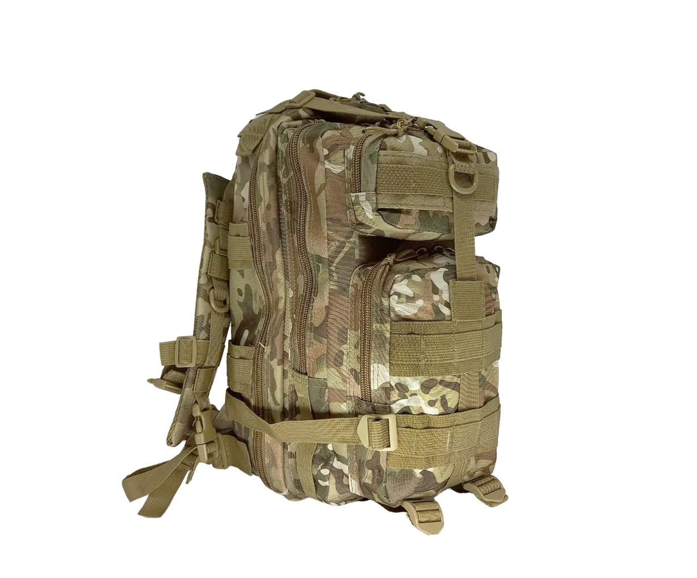 Mochila Tatica Militar Cordura 45 L - Cor: Multicam  - MAB AIRSOFT