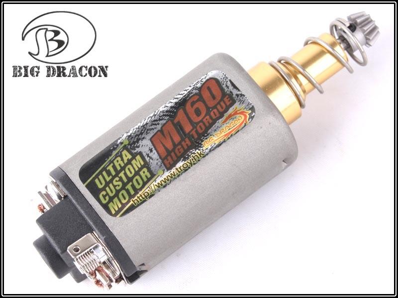 Motor High Torque M160 (Longo)