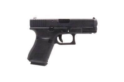 Pistola Airsoft WE Glock G19 Gen 5 GBB Metal e Polimero Preta - Calibre 6 mm *  - MAB AIRSOFT