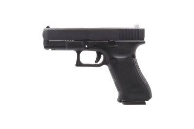 Pistola Airsoft WE Glock G19X Gen 5 GBB Metal e Polimero Preta/Preta - Calibre 6 mm #