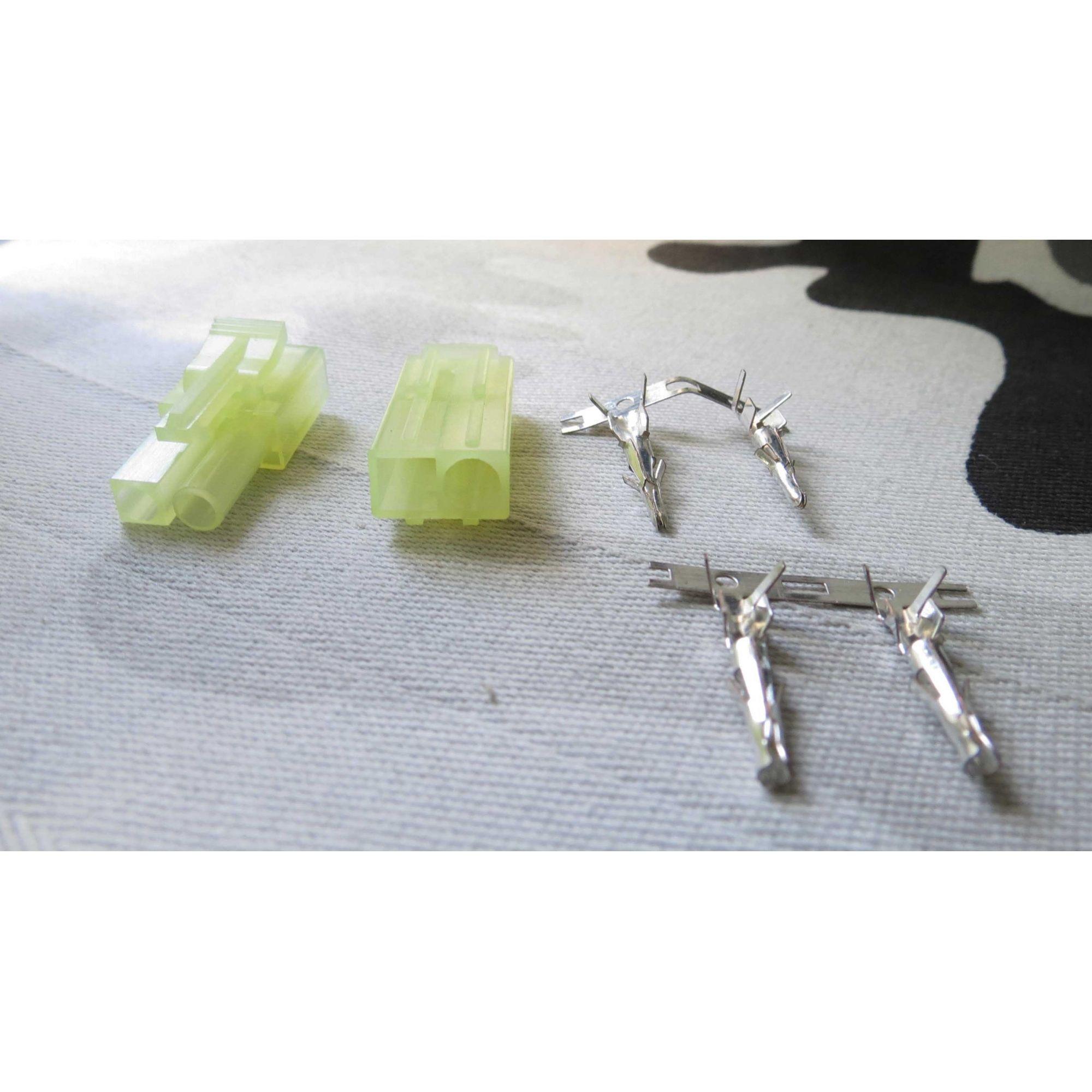 Plug Mini Tamya  - MAB AIRSOFT