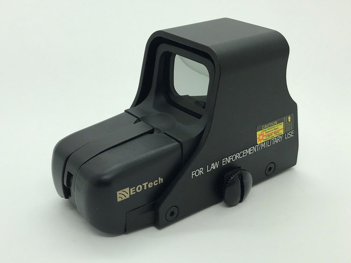 Red Dot EOTCH 551 BK (Red/Green)  - MAB AIRSOFT