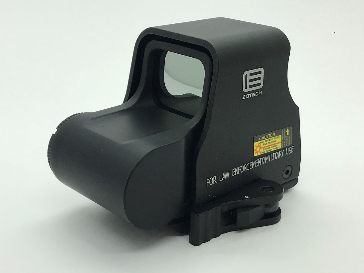 Red Dot EOTech QD XPS3-2 (Red/Green) BK