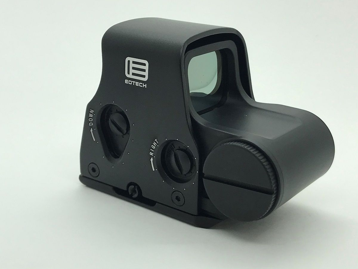 Red Dot EOTech XPS3-2 (Red/Green) BK  - MAB AIRSOFT