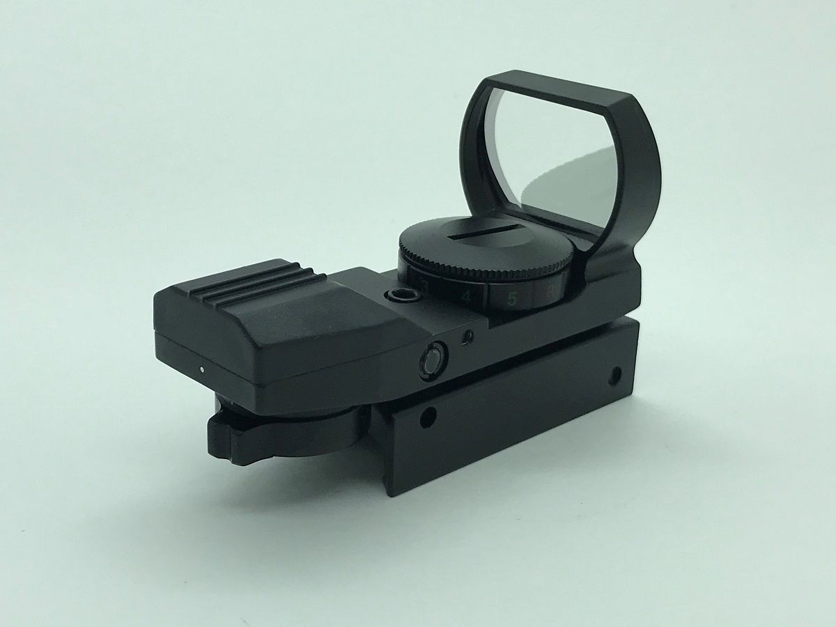 Red Dot Panoramico (Red/Green)  - MAB AIRSOFT