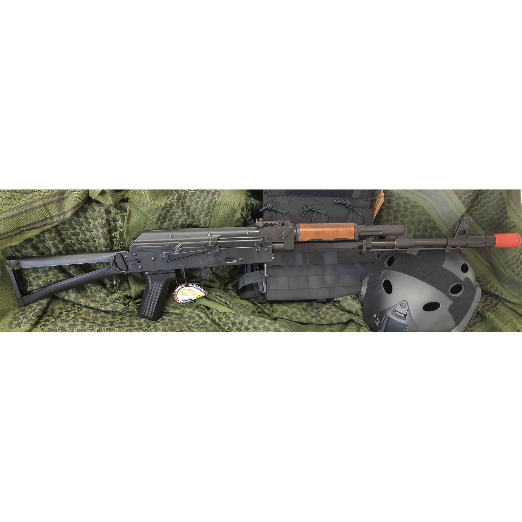 Rifle Airsoft AEG AK GK74 - G&G Full Metal - Calibre 6 mm