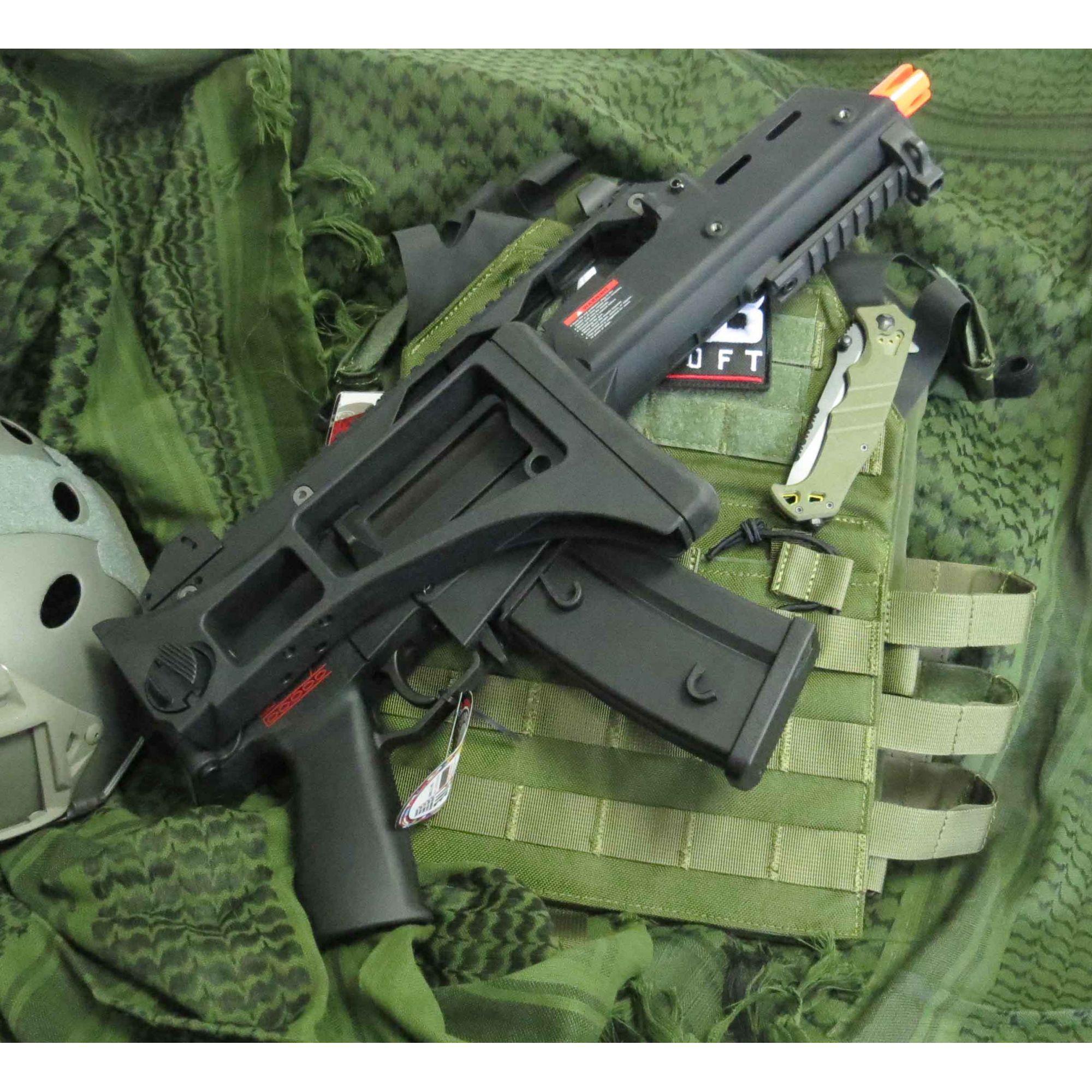Rifle Airsoft AEG G&G GEC36 Top Five TGG-G36  - MAB AIRSOFT