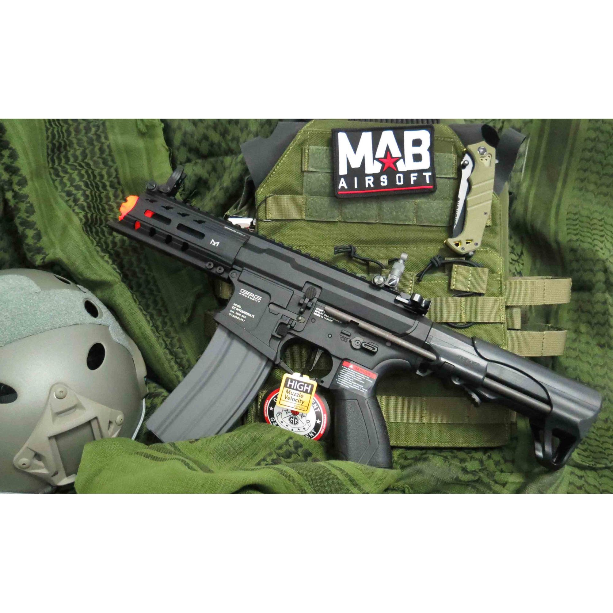Rifle Airsoft AEG G&G M4 ARP 556