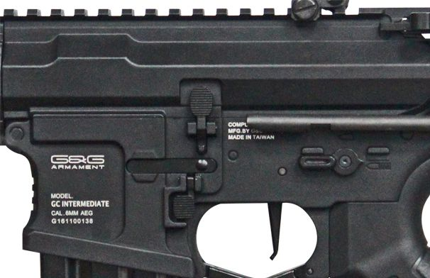 Rifle Airsoft AEG G&G M4 ARP 556  - MAB AIRSOFT