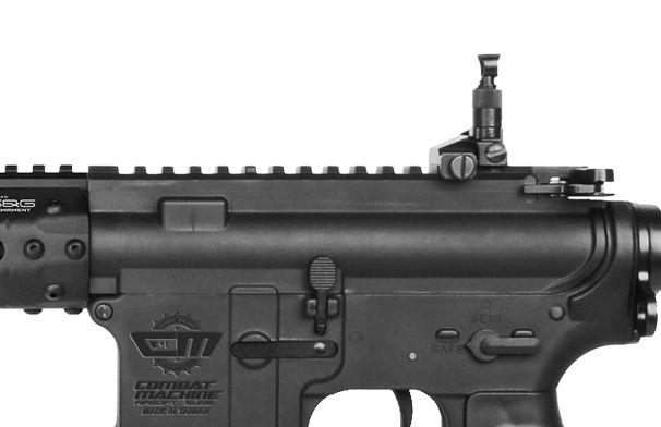"""Rifle Airsoft AEG G&G M4 CM15 KR - CQB 8.5""""  - MAB AIRSOFT"""
