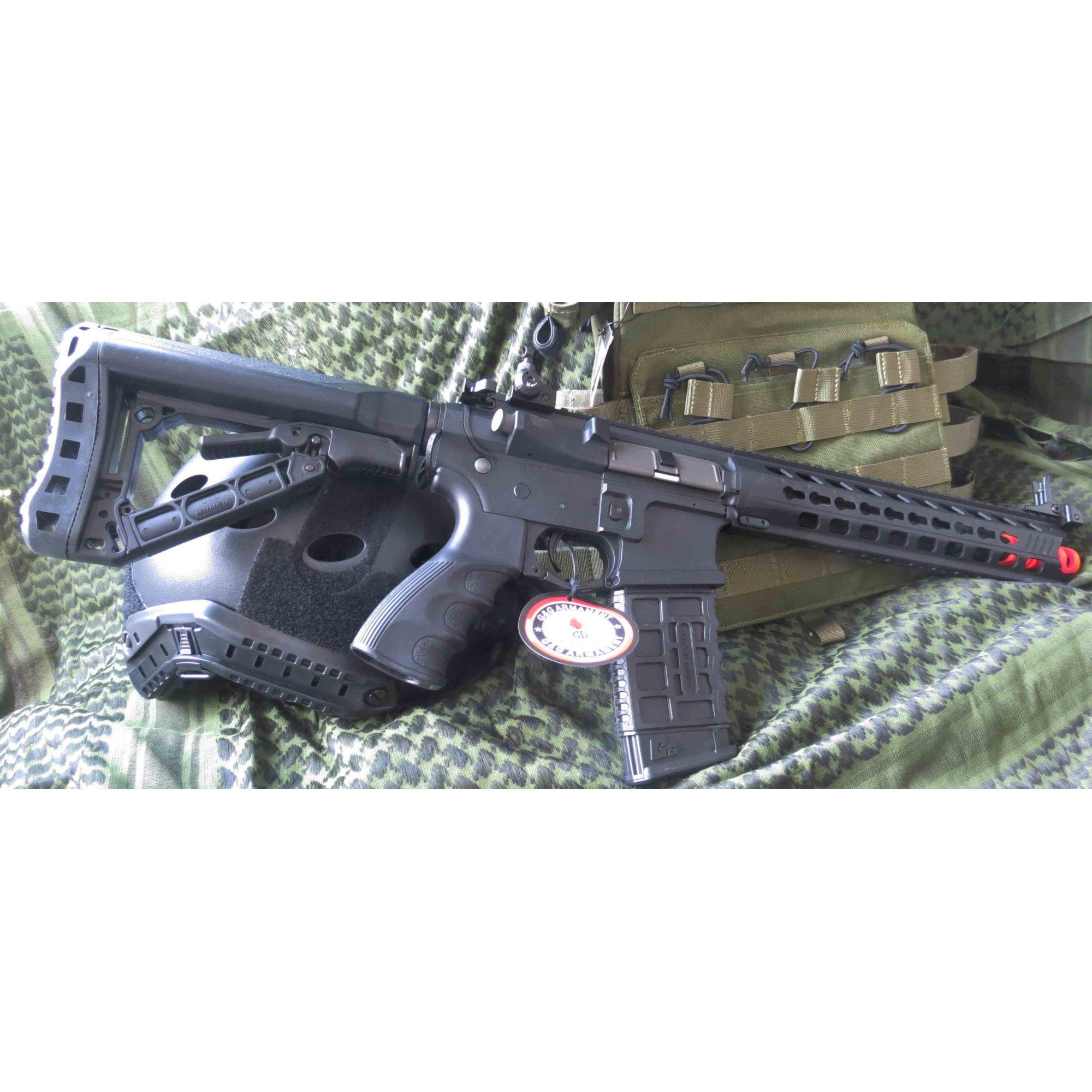 Rifle Airsoft AEG G&G M4 Predator Polimero  - MAB AIRSOFT