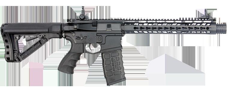 """Rifle Airsoft AEG G&G M4 Wild Hog 12""""  - MAB AIRSOFT"""