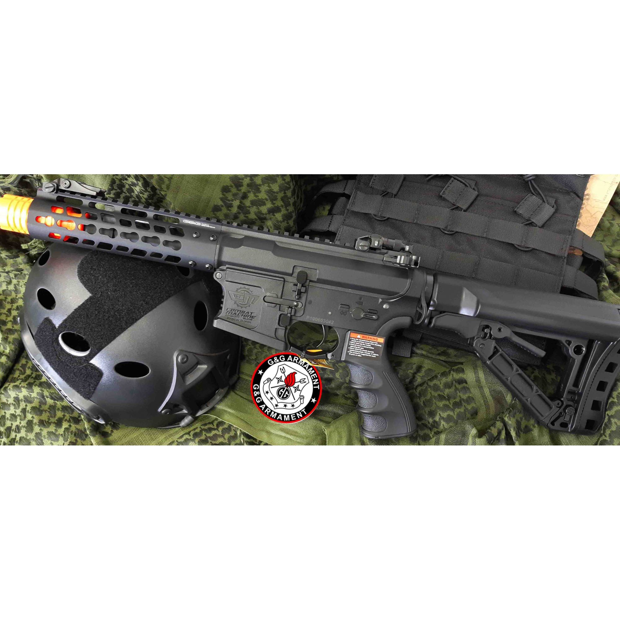 Rifle Airsoft AEG M4 Wild Hog 7