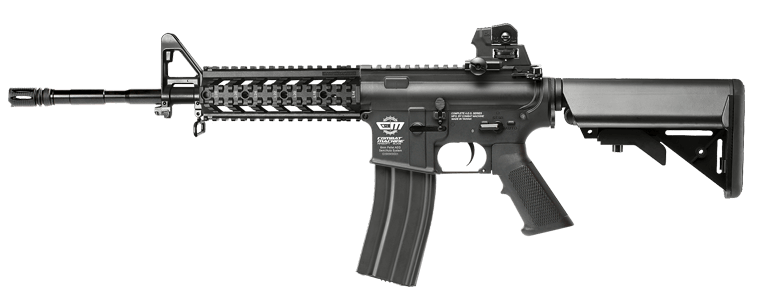 Rifle Airsoft AEG M4A1 CM16 Raider L - G&G -  Calibre 6 mm  - MAB AIRSOFT