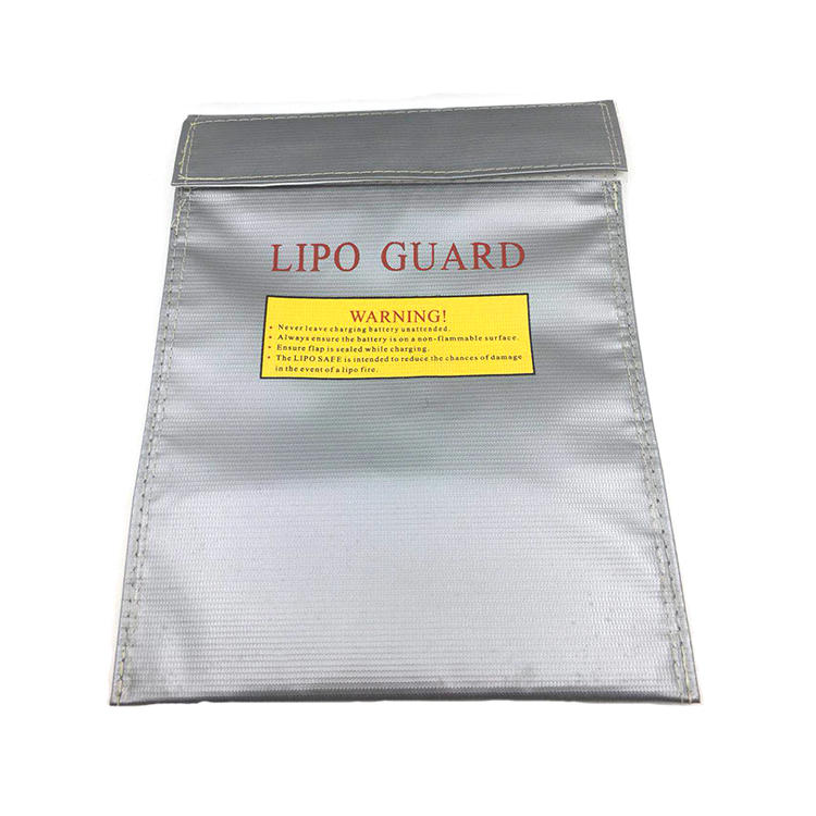 Saco Anti-Chama Bateria Lipo ( Lipo-Safe) #