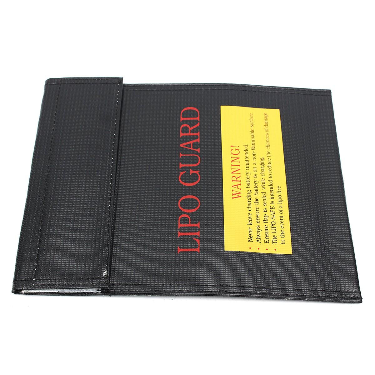 Saco Anti-Chama Bateria Lipo ( Lipo-Safe) #  - MAB AIRSOFT