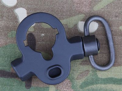 Sling Troy Ambidextrous Preto  - MAB AIRSOFT