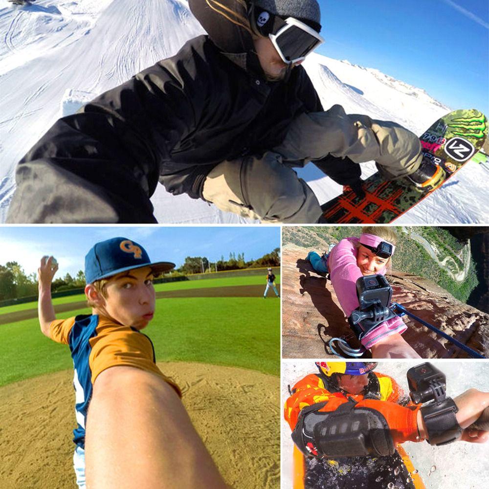 Suporte de Mão 360º GoPro Hero 5 / 4 / 3 / 3+ / 2  - MAB AIRSOFT