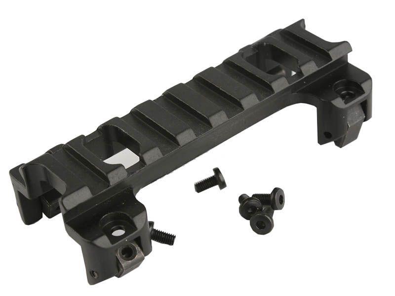 Trilho para MP5 (curto)  - MAB AIRSOFT