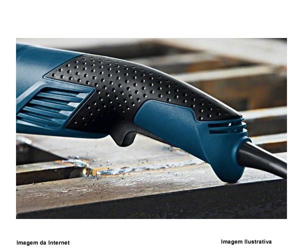 Esmerilhadeira Angular 5´ Gws 15-125 Cih Professional  - Rei da Borracha