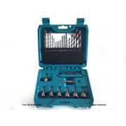 Kit De Brocas/Bits/Soquete Makita Com 36 Pcs