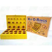 Kit O-ring Silicone Vedação Gr-89 Com 30 Medidas 382 Peças