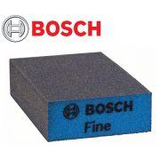 Esponja Abrasiva Lixa Flat And Edge Bosch