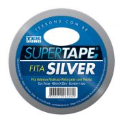Fita Supertape Silver Tekbond