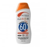 PROTETOR SOLAR 120ML FPS 60 NUTRIEX
