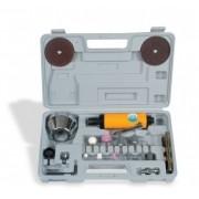"""Retífica Pneumática Chiaperini 1/4"""" 20.000 rpm CH R-12K"""