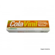 COLA VINIL P/ PVC FLEXÍVEL 75G