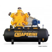 COMPRESSOR AR CJ60 APW 425L C/ MT 15HP
