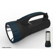 Lanterna De Led Com Função Luminária Recarregável Bivolt Yg-5715 Nsbao