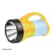 Lanterna De Led Com Função Lampião Recarregável Bivolt Yg-3549 Nsbao
