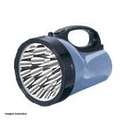 Lanterna De Led Com Brilho Ajustável Recarregável  Yg-3506 Nsbao