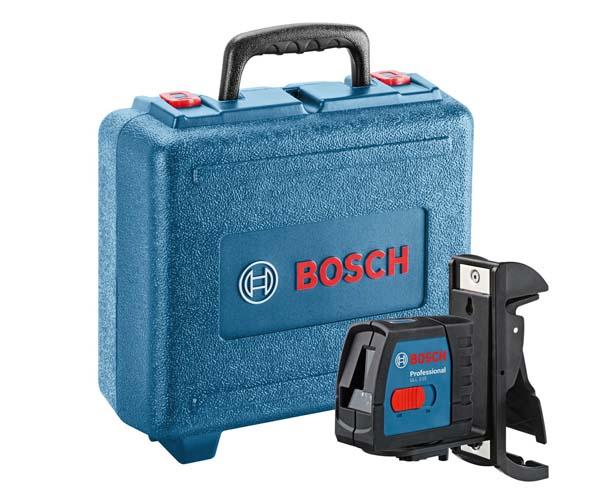 Nível A Laser Gll 2-15 Bosch  - Rei da Borracha