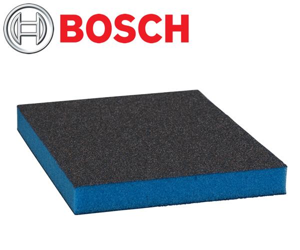 Esponja Abrasiva Lixa Best Contour Bosch  - Rei da Borracha