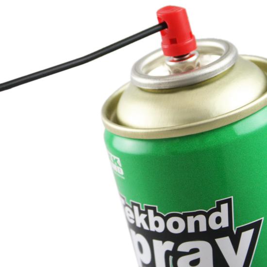 Spray Graxa Branca Lubrificante Tekbond  - Rei da Borracha