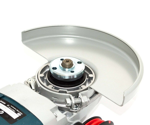 Esmerilhadeira Angular 1.200 Watts 110v Gws 26-180 Bosch  - Rei da Borracha